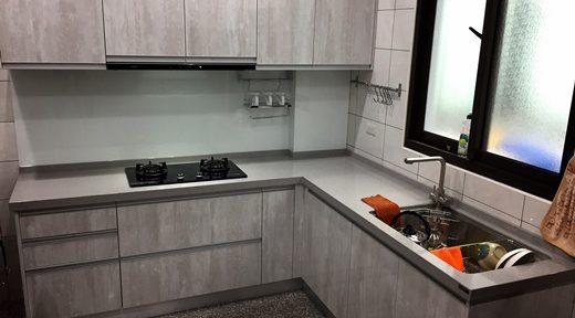 【台中廚具工廠直營】台中系統廚俱推薦.廚櫃質感有夠讚的系統廚具公司.比流理台工廠直營門市還更專業!