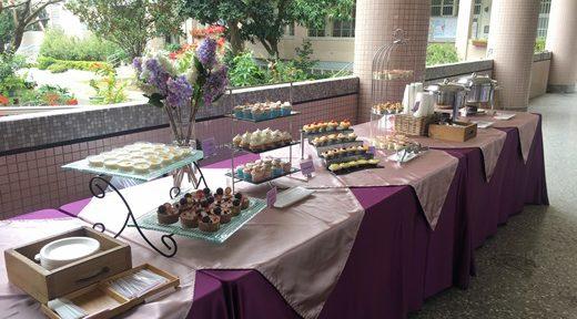 【台中戶外婚禮】台中婚禮外燴大成功!!沒想到婚禮buffet的方式,也可以這麼精緻好吃,想要好吃又有特色的外燴自助餐,怎麼能錯過他們!