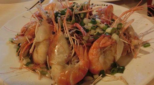【新竹美食】新竹找聚餐餐廳~推薦一個上次幫小妹慶生的場地!那次生日聚餐是選在竹北一間活蝦料理專賣店唷!食材超新鮮~每道料理味道超讚的!!
