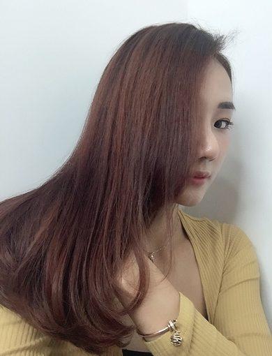 [髮型] 這間染髮不僅比我預算便宜就連沙龍的環境也舒服到不行◎心目中最棒的髮廊及髮型設計師都在這!