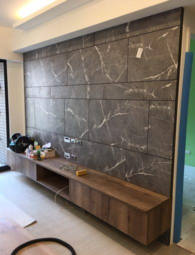 台中很不錯的室內設計~很多小細節都已經先幫客戶想到|系統櫃和系統廚具也能結合裝潢充滿設計感